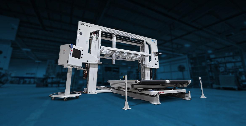 Edge-Sweets Company - Foam Cutting Equipment + Polyurethane