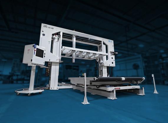 CNC Blade Contour Cutting