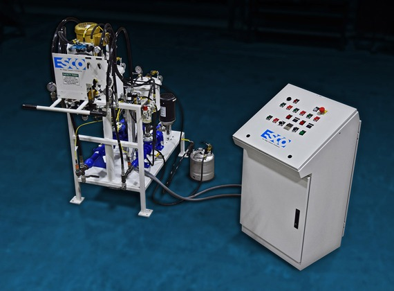 Laboratory Scale Polyurethane Dispensers